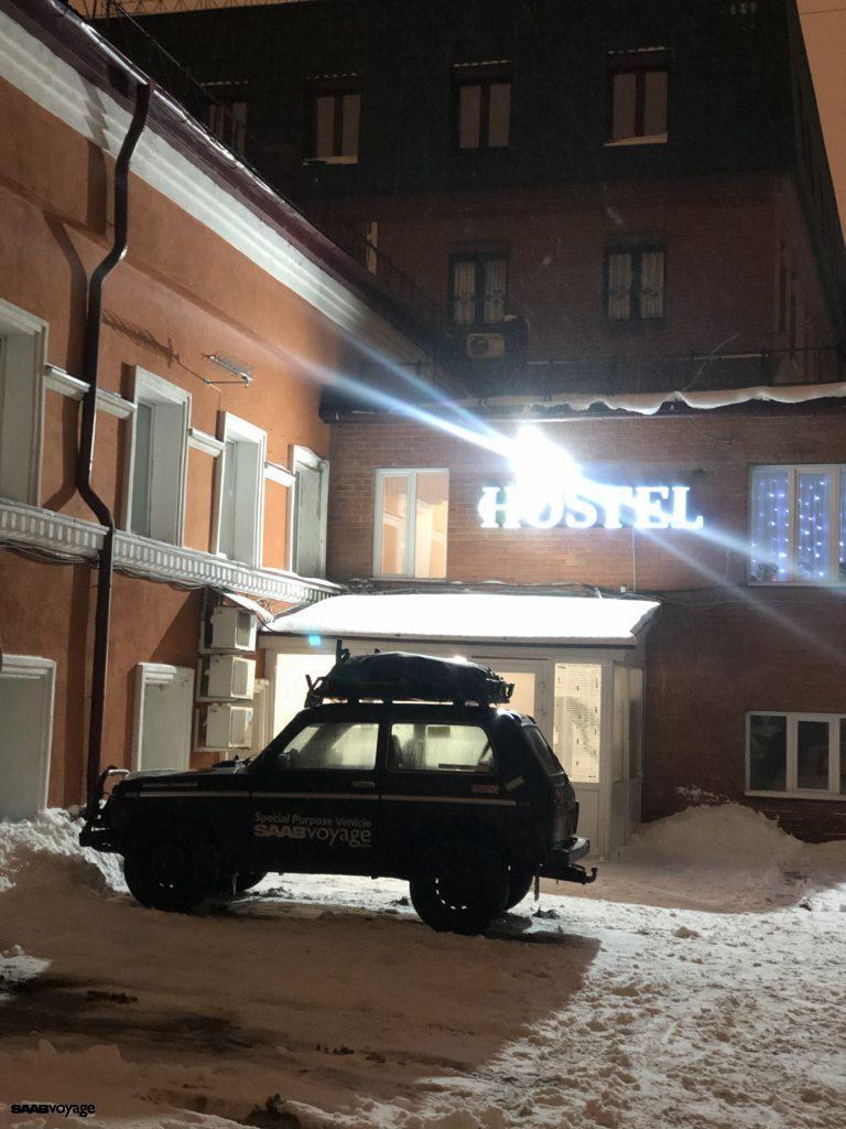 hostel w Kazaniu