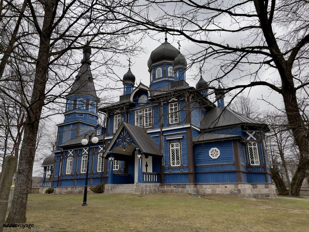 The most beautiful Orthodox church in Podlasie